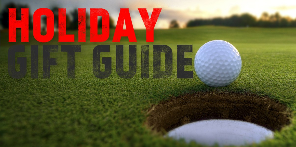 2018 Golfers Holiday Gift Guide