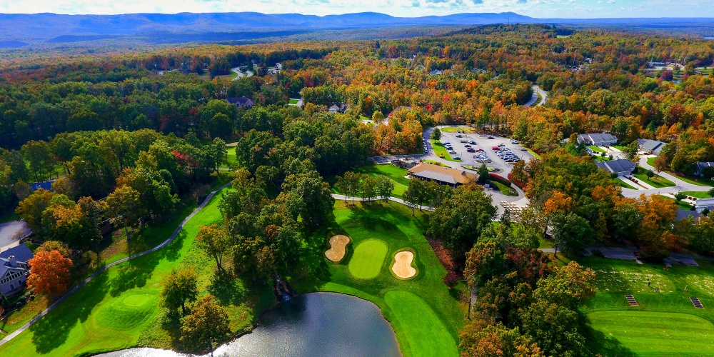 Fairfield Glade - 5 Championship Courses In The Golf Capital Of Tennessee